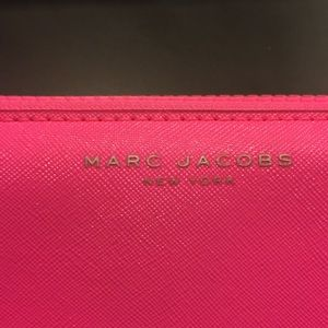 Marc Jacobs Hot Pink Wallet